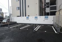 現在の駐車スペース
